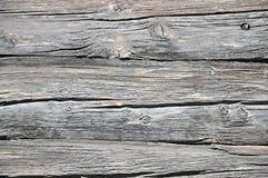 Textura de viejos haces de madera Imagenes de archivo