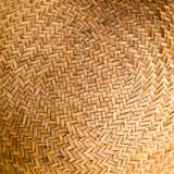 Textura de vime Imagem de Stock Royalty Free
