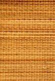 Textura de vime do matting Foto de Stock