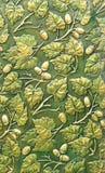 Textura decorativa del yeso, pared decorativa, textura del estuco, estuco decorativo Fotos de archivo libres de regalías