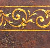 Textura decorativa del yeso, pared decorativa, textura del estuco, estuco decorativo Imagenes de archivo