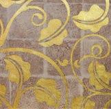 Textura decorativa del yeso, pared decorativa, textura del estuco, estuco decorativo Fotografía de archivo libre de regalías