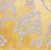 Textura decorativa del yeso, pared decorativa, textura del estuco, estuco decorativo Foto de archivo libre de regalías