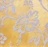 Textura decorativa do emplastro, parede decorativa, textura do estuque, estuque decorativo Foto de Stock Royalty Free