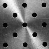 Textura del acero inoxidable Imágenes de archivo libres de regalías