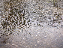 Textura del agua fotos de archivo