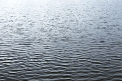 Textura del agua Imágenes de archivo libres de regalías