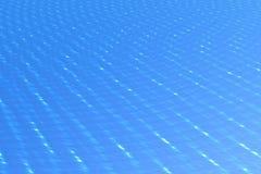 Textura del agua suave ilustración del vector