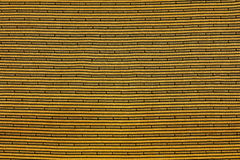 Textura del algodón Fotografía de archivo