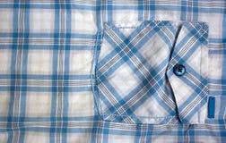 Textura del algodón Fotografía de archivo libre de regalías