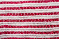Textura del algodón Fotos de archivo