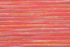 Textura del algodón de la tela Foto de archivo