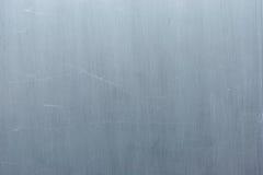 Textura del aluminio Plate#1 Imagen de archivo libre de regalías