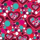 Textura del amor Fotografía de archivo