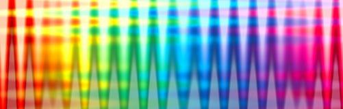 Textura del arco iris Imagen de archivo libre de regalías