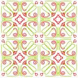 Textura del azulejo Stock de ilustración