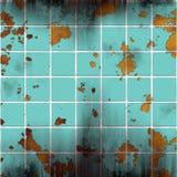 Textura del azulejo del ladrillo del mosaico stock de ilustración
