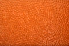 Textura del baloncesto fotografía de archivo libre de regalías