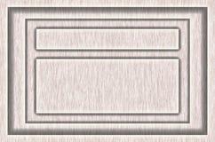 Textura del bastidor de madera Imágenes de archivo libres de regalías