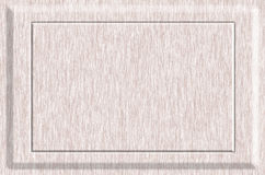 Textura del bastidor de madera Fotos de archivo