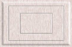 Textura del bastidor de madera Imagen de archivo libre de regalías