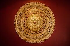 Textura del círculo Fotografía de archivo libre de regalías