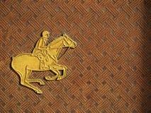 Textura del caballo Foto de archivo