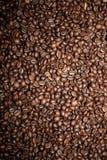 Textura del café Imagen de archivo libre de regalías