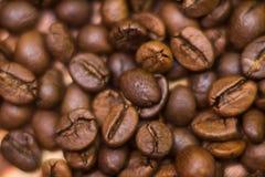 Textura del café Imagen de archivo