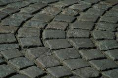 Textura del camino del guijarro Imagen de archivo libre de regalías
