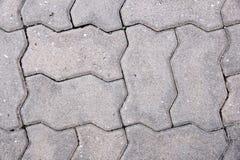 Textura del camino del parque Foto de archivo libre de regalías