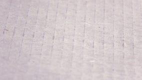 Textura del cartón almacen de metraje de vídeo