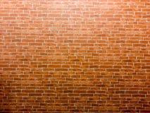 Textura del cartel de la pared de ladrillo Imagen de archivo libre de regalías