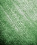 Textura del cepillo del fondo verde de la pintura Imágenes de archivo libres de regalías