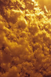 Textura del cielo fotografía de archivo