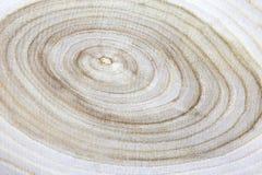 Textura del cierre aserrado de madera para arriba fotos de archivo