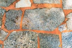 Textura del cierre de mármol de piedra del piso para arriba imagenes de archivo