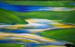 Textura del color Imagen de archivo