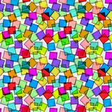 Textura del color. Vector inconsútil Fotos de archivo libres de regalías