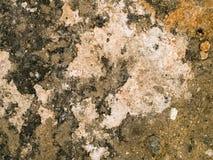 Textura del concreto viejo Imagen de archivo libre de regalías