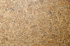 Textura del corcho Fotografía de archivo libre de regalías