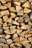 Textura del corte ligero salvado de madera Fotografía de archivo libre de regalías