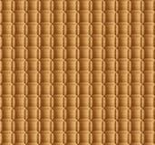 Textura del cuadrado de madera de la teca, papel pintado del bloque del ladrillo Imágenes de archivo libres de regalías