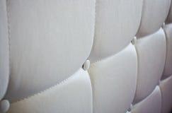 Textura del cuero blanco Fotografía de archivo libre de regalías