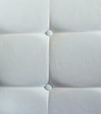 Textura del cuero blanco Imágenes de archivo libres de regalías