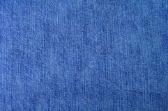 Textura del dril de algodón Fotografía de archivo libre de regalías