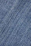 Textura del dril de algodón Fotografía de archivo