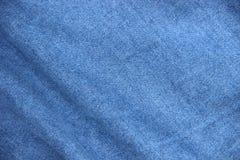 Textura del dril de algodón foto de archivo