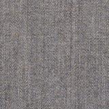 Textura del dril de algodón, Grey Jeans Background ligero fotografía de archivo