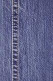 Textura del dril de algodón Imagen de archivo libre de regalías